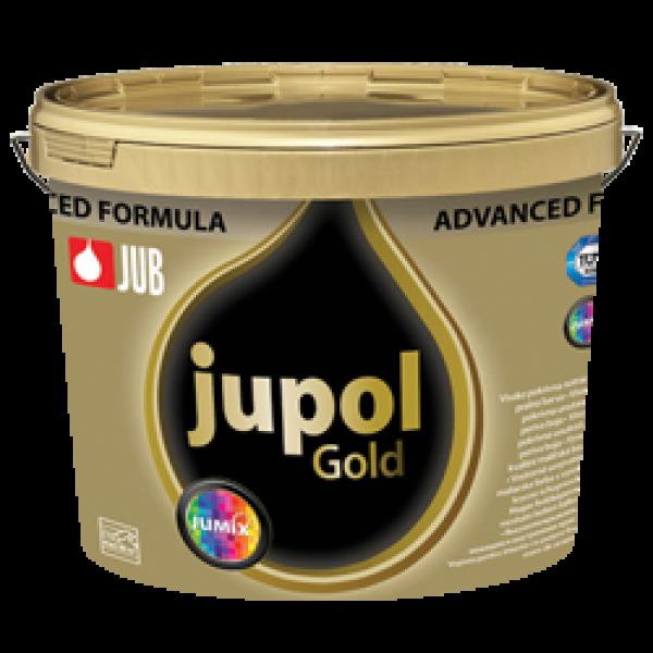 Vopsea de interior lavabilă cu putere mare de acoperire Jupol Gold 2000, 1.9 l, Jub