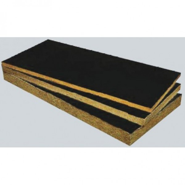 Vata bazaltica Airock LD,  1000 x 600 x 100 mm, 3.6 mp/bax, Rockwool