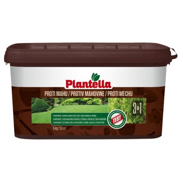 Ingrasamant special pentru gazon impotriva muschilor Plantella, 5 Kg, Unichem