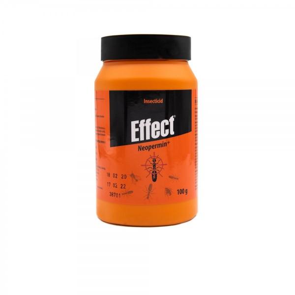 Insecticid pulbere pentru controlul furnicilor Neopermin+, Effect, 100 grame